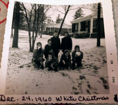 Candy Chrismtas 1960 1