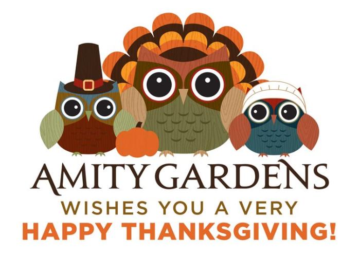 AG Thanksgiving Logo
